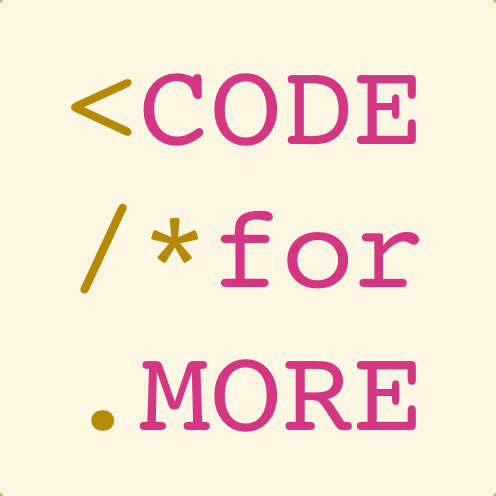 Code For More